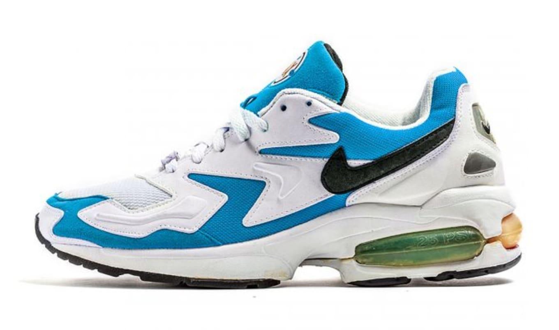 84260770d46dd Nike Air Max2 Light. Image via Sneaker Freaker