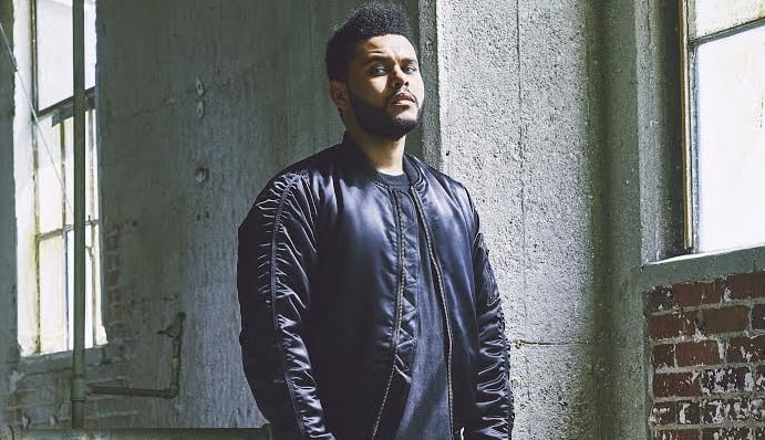 The weeknd signs with puma sneakers sole collector grammy winner signs a new deal with the brand gumiabroncs Choice Image