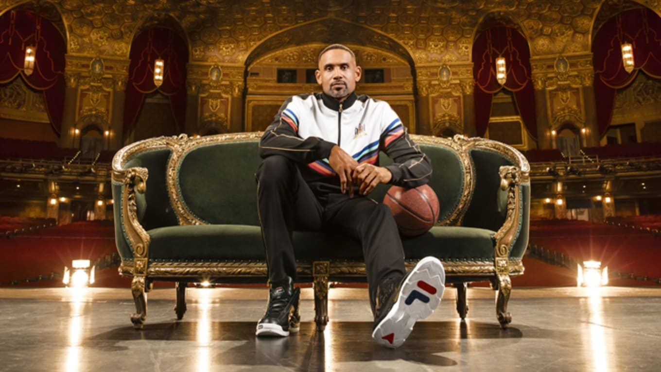 Grant Hill Signs Lifetime Deal With Fila | Sole Collector