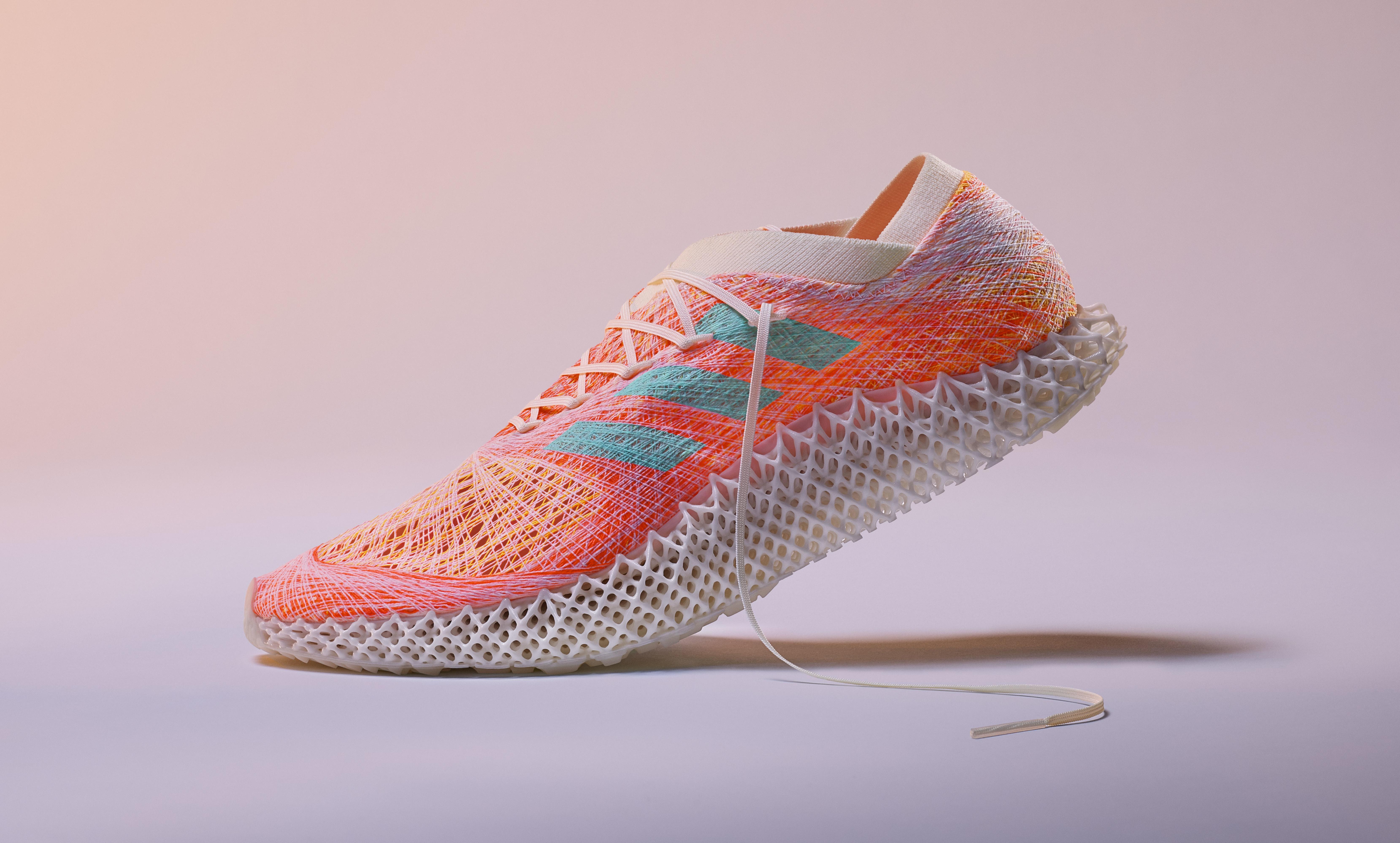 Adidas Develops New Futurecraft.Strung Running Shoe Made by Robots ...