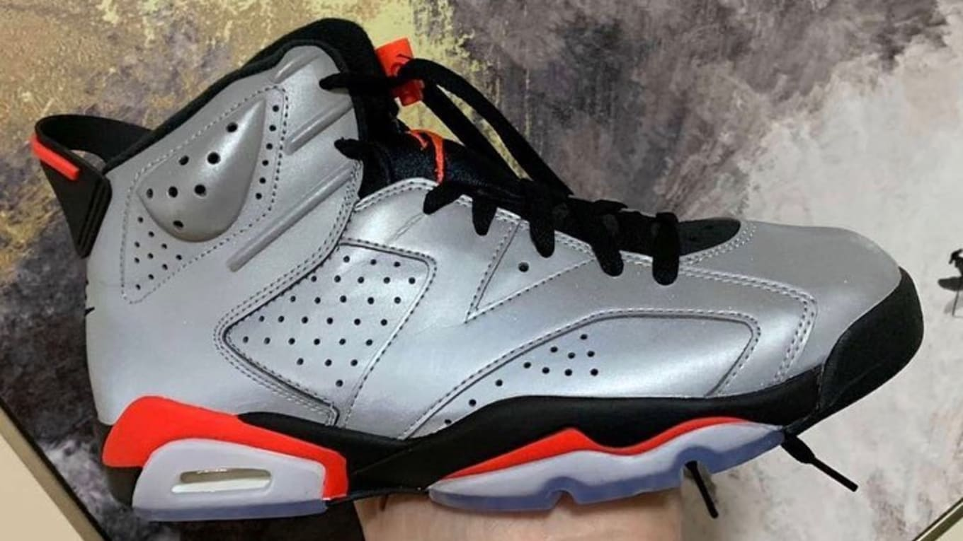 Air Jordan 6 Retro PSG Release Date July 2019  e1635f7a77297