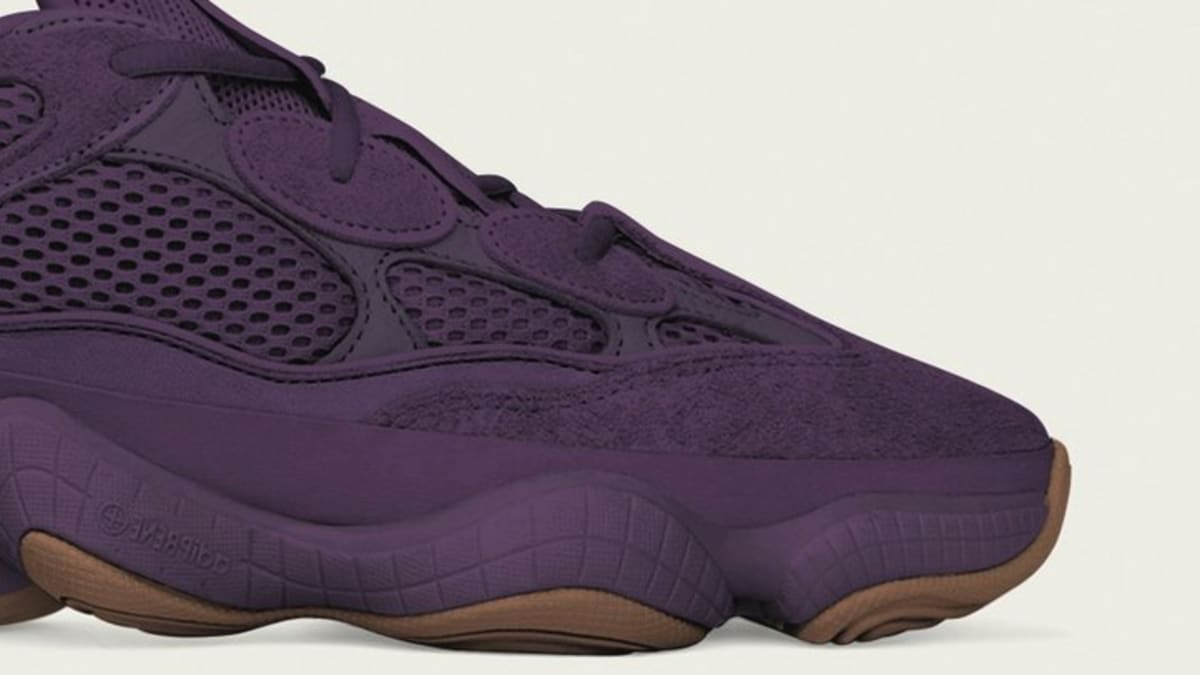 separation shoes 651a8 62a77 Adidas Yeezy 500 'Ultraviolet' Release Date | Sole Collector