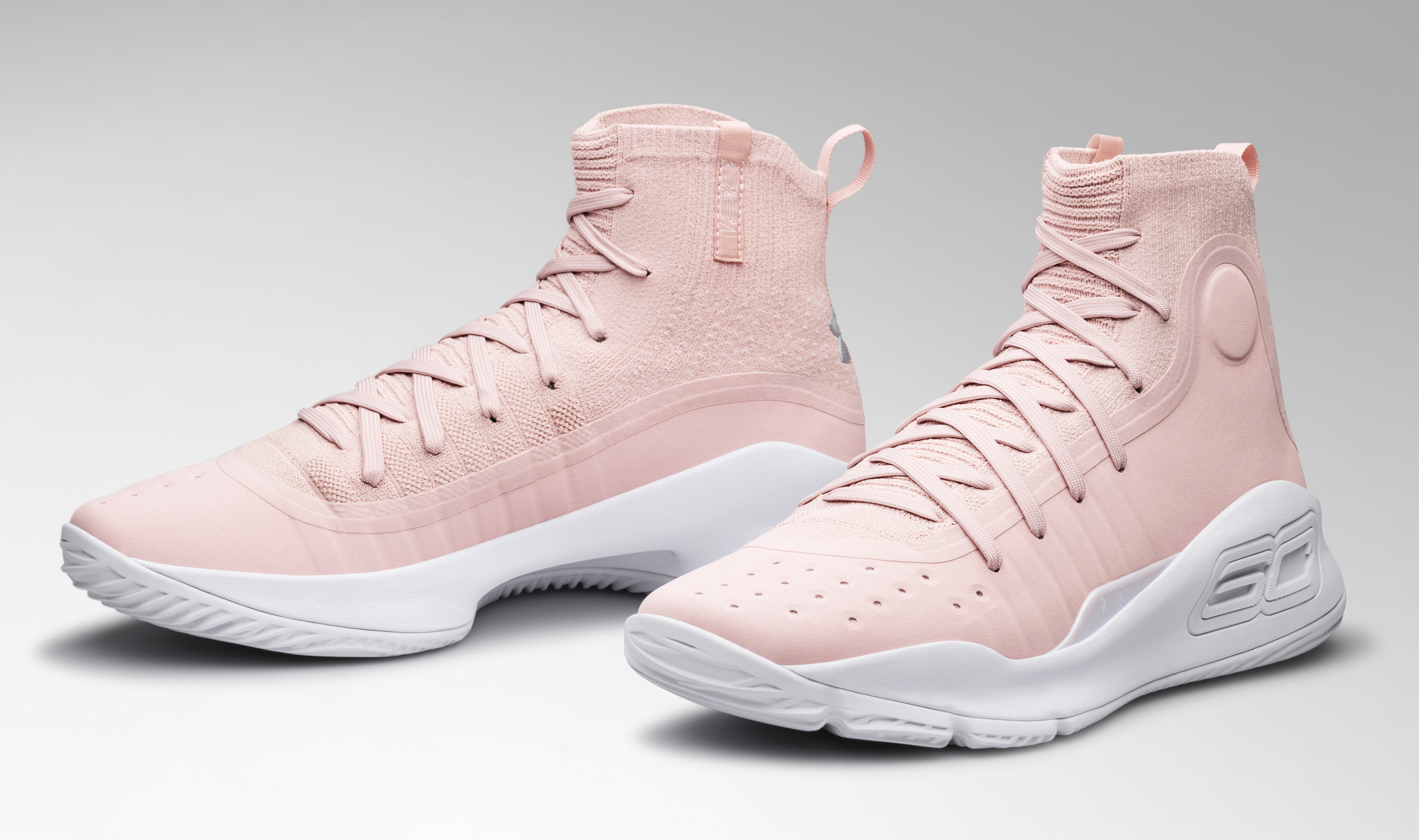 Under Armour Curry 4  Flushed Pink  Release Date  ab3f4ec10