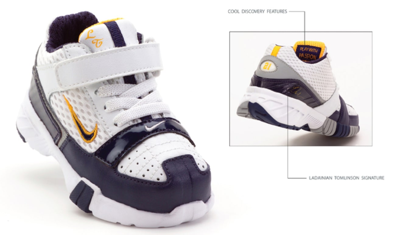 f5d0f93cdef The History of NFL Sneakers