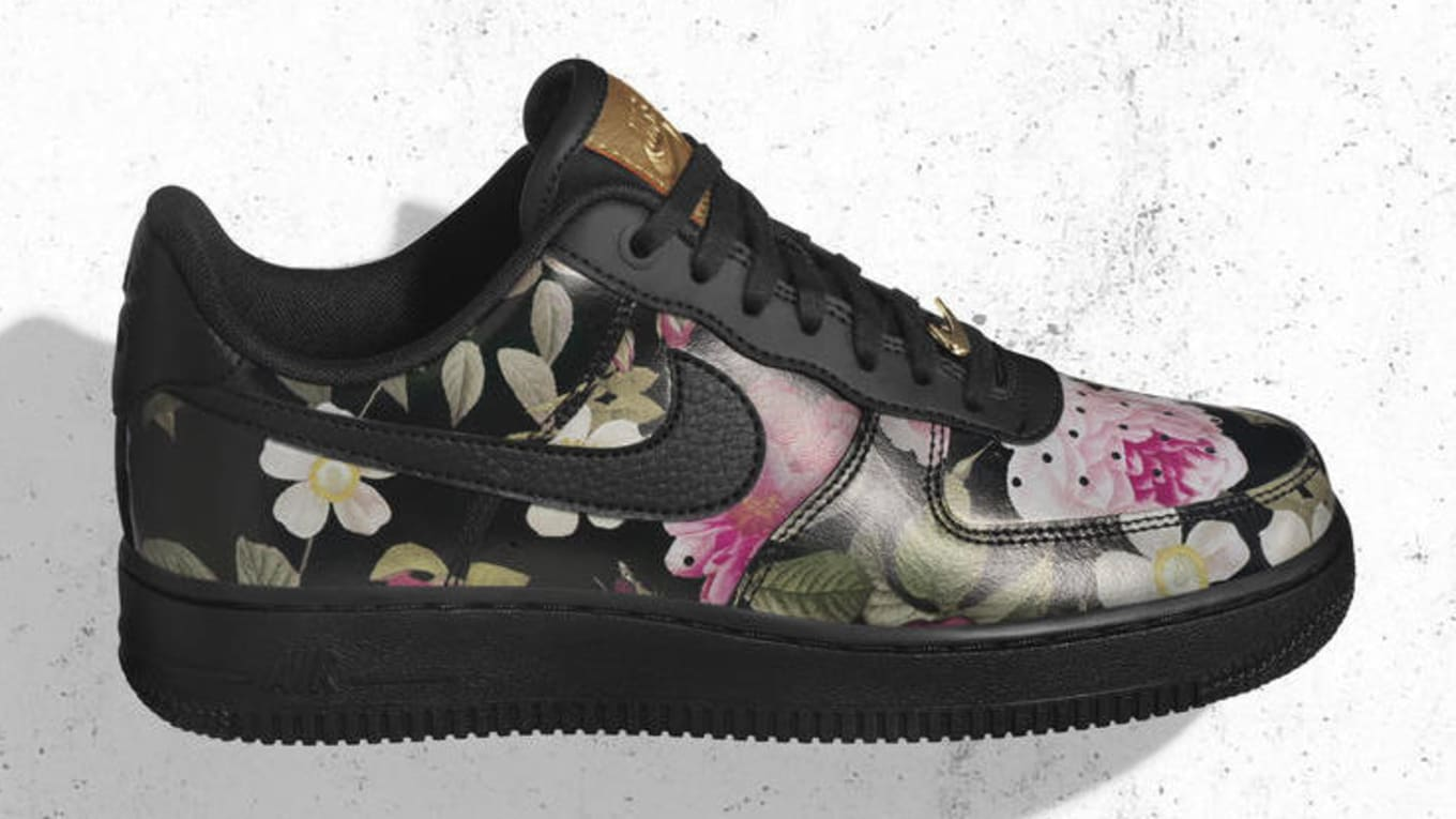 a31e4c83dd2 Air Force 1 Low Women s  Floral Pack . Image via Nike