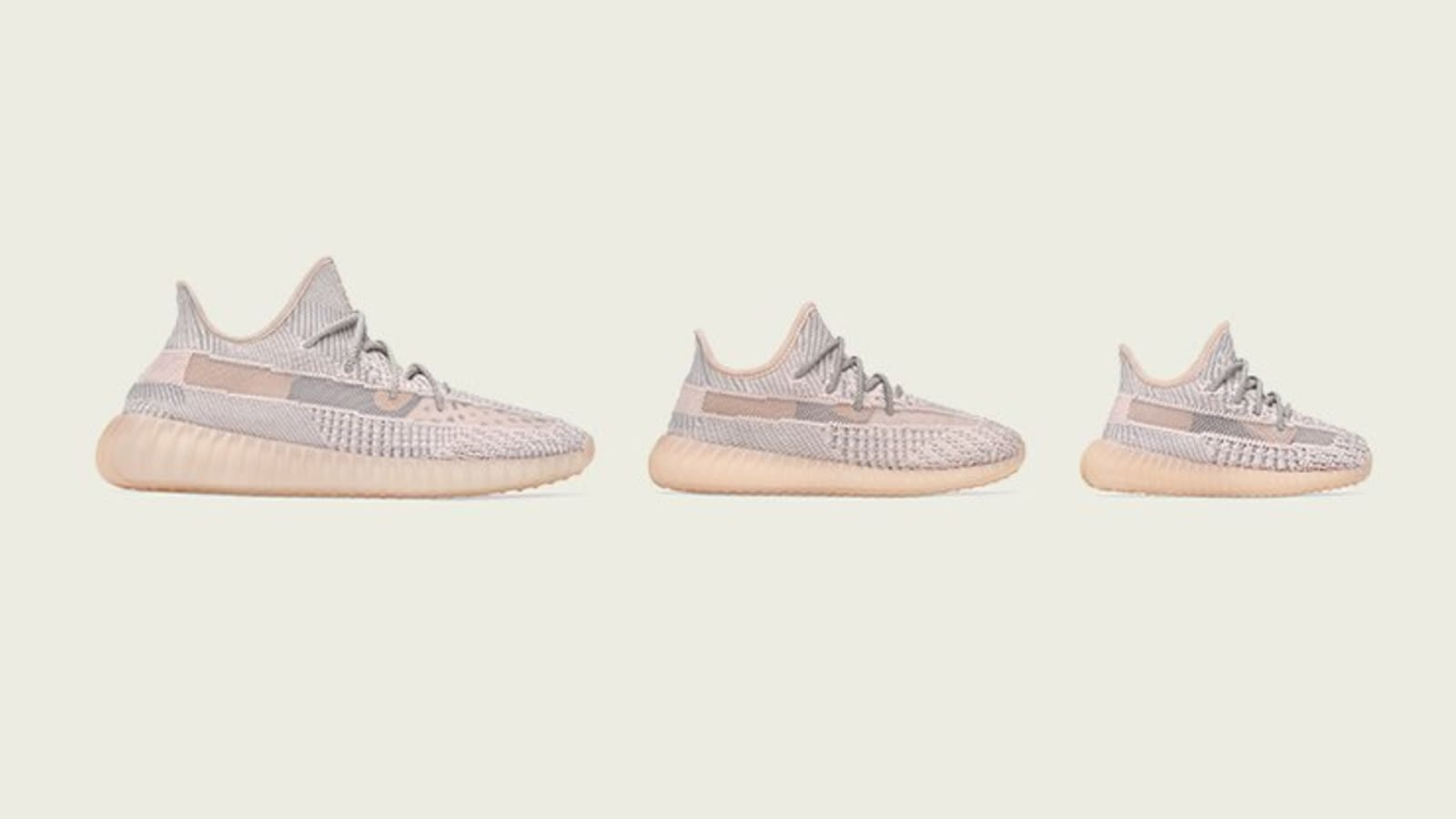 """Adidas Yeezy Boost 350 V2 """"Synth"""" Release Date Confirmed, Photos"""