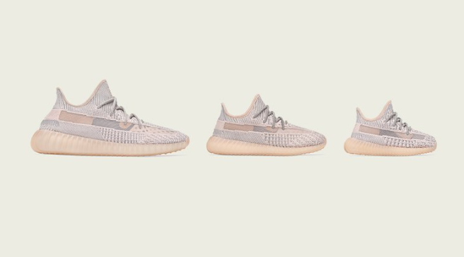 huge selection of 9ecc5 0b76e Release Date Revealed for the Adidas Yeezy Boost 350 V2  Synth