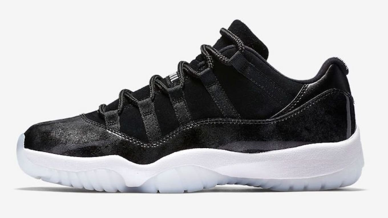 check out 16fd6 d62b1 Air Jordan 11 Low  Barons
