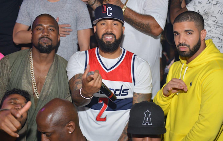 fa6bb6e54783 Drake Calls Out Kanye for Holding Virgil Abloh Back on  Duppy ...