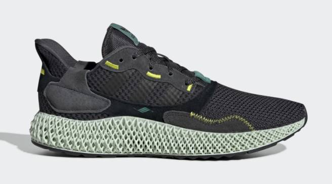 hot sale online 5031b 9261a Another Colorway of the Adidas ZX 4000 4D Is Almost Here