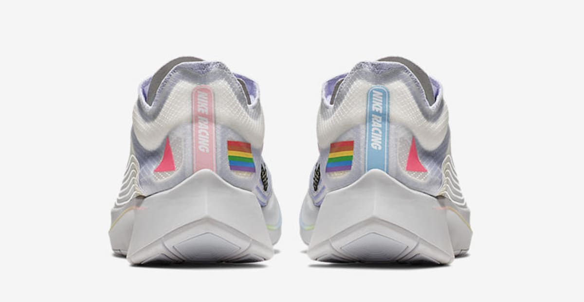 Absorber Hacer deporte Email  Nike Faces Backlash Over 'Be True' LGBTQ Pride Sneaker Collection | Sole  Collector