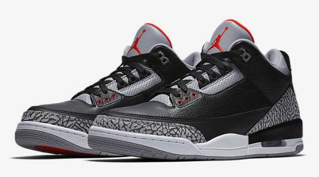 a4a1c1d34082  Black Cement  Jordan 3s Restocking Today