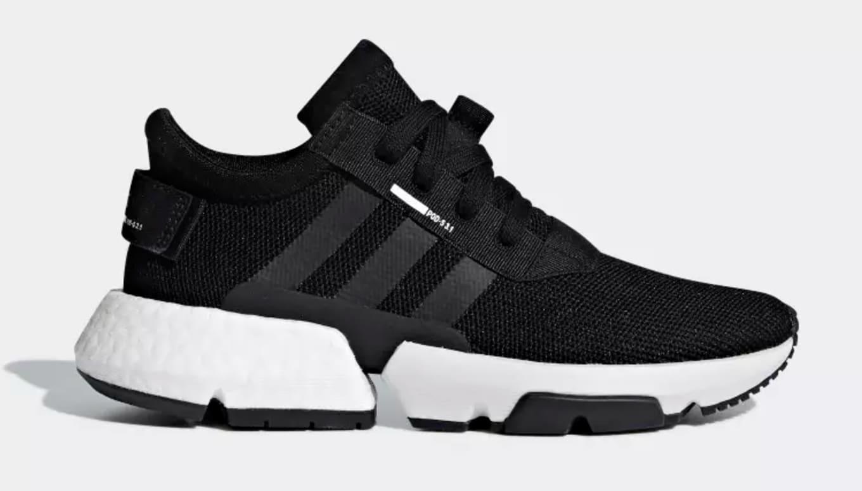 release date: 7c637 e57c8 GS Adidas P.O.D. System
