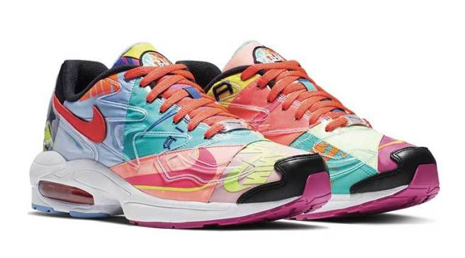 a5bdd28f596 The Latest Look at Atmos  Air Max2 Light Collaboration