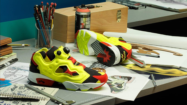 91ceede0797a Reebok Instapump Fury Prototype  Citron  EF3014 Release Date