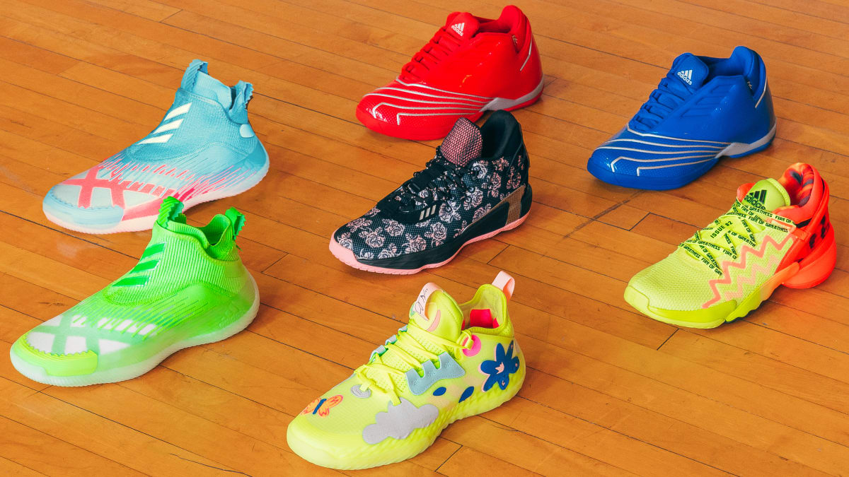 Adidas Basketball 2021 All-Star Collection Release Date | Sole ...
