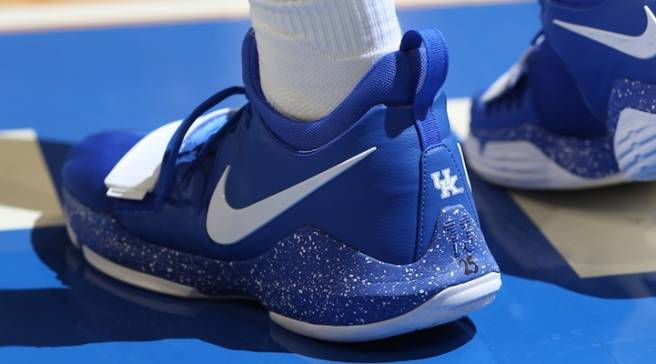 The Kentucky Wildcats Get Their Own Nike PG1 2b0b7aaa7