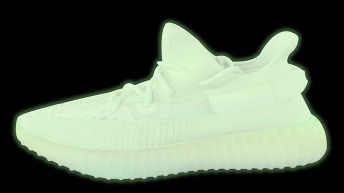 Glow-in-the-Dark Yeezys Rumored to Release in 2019