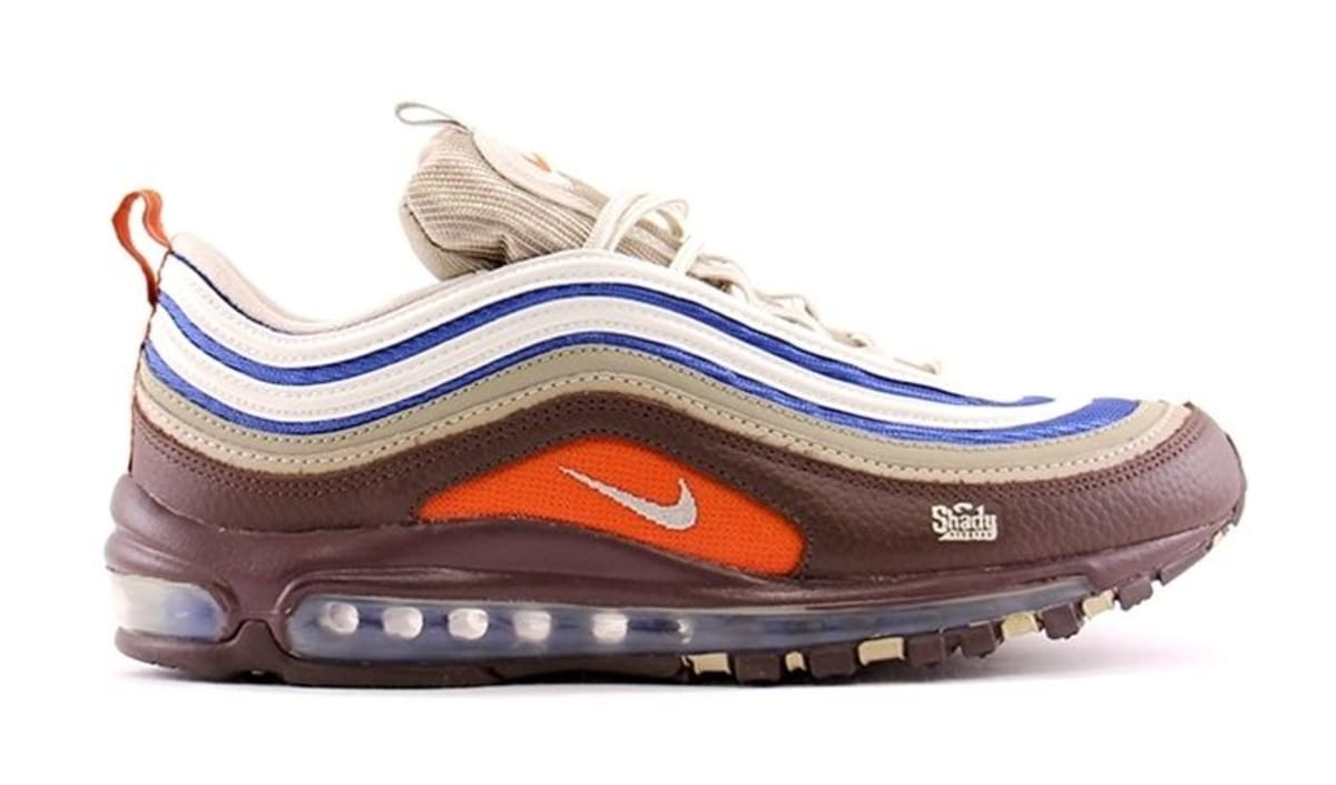 best loved d098c 5e0e2 Eminem' Nike Air Max 97 Available on Ebay | Sole Collector