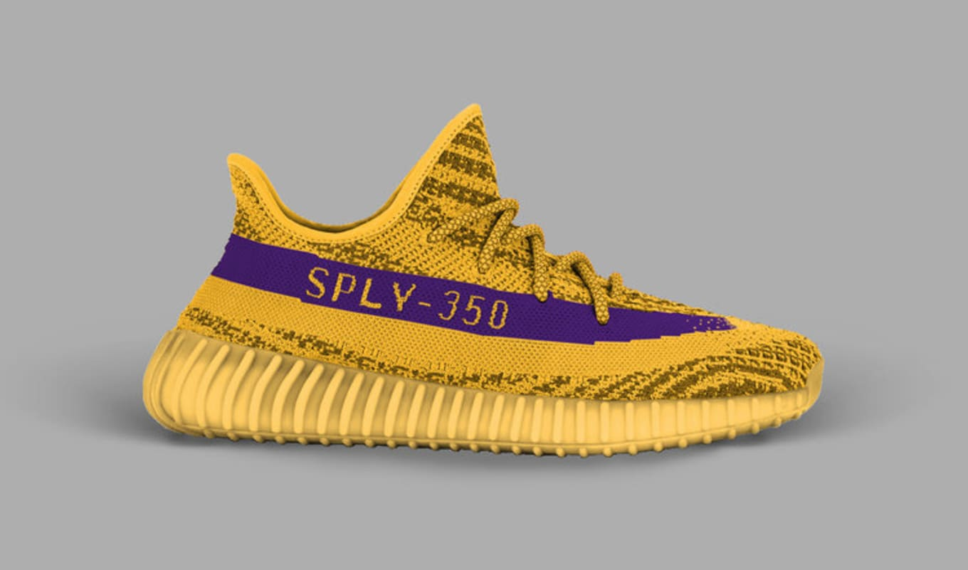 90f9fbc2b04f What If Every NBA Team Had an Adidas Yeezy 350 Boost V2