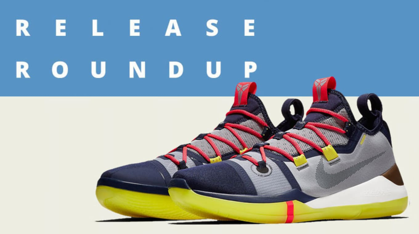 check out e6b41 1b448 This week s Release Roundup kicks off with drops from Nike including its  Kyrie 4