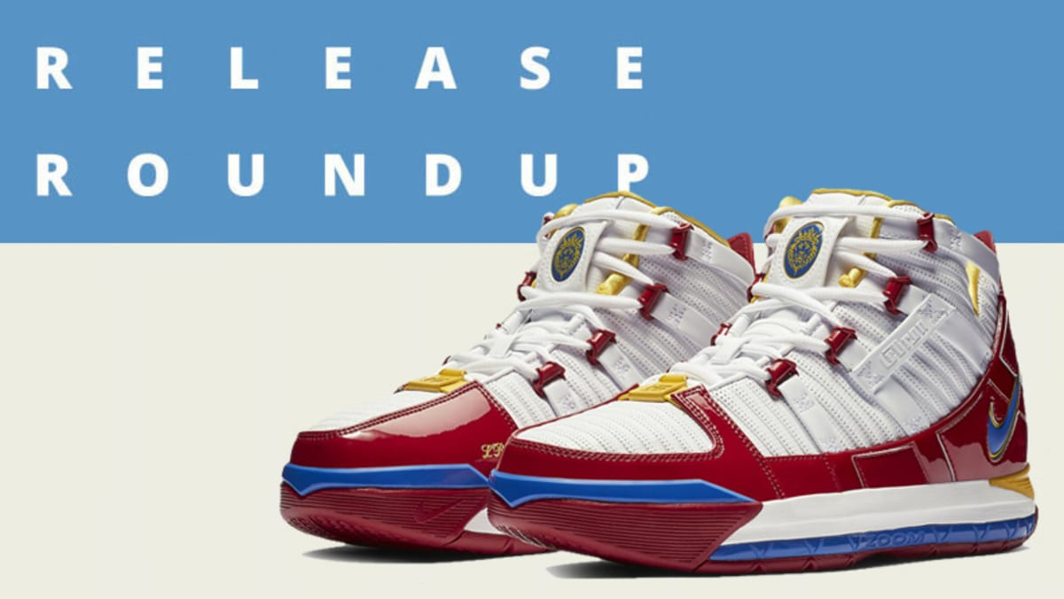 bf8232a41 Release Roundup  Sneakers You Need To Check Out This Weekend