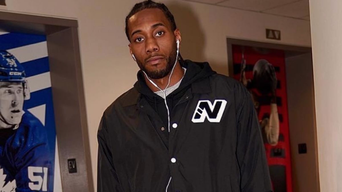 255c55f6cdc0 Kawhi Leonard Reportedly Signs With New Balance