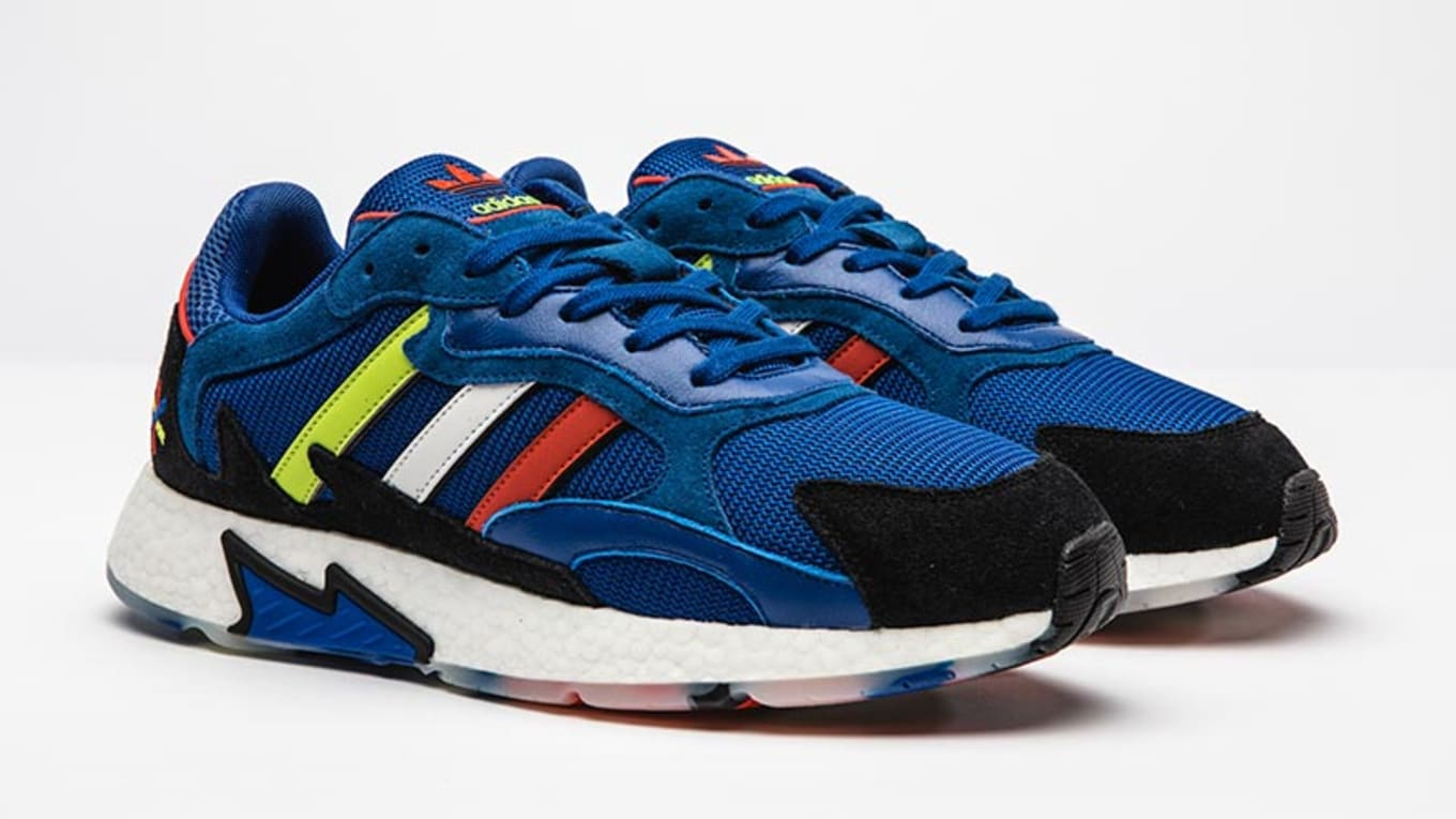 outlet store ea712 de952 Foot Locker x Adidas Asterisk Collective TRESC Run 'Royal ...