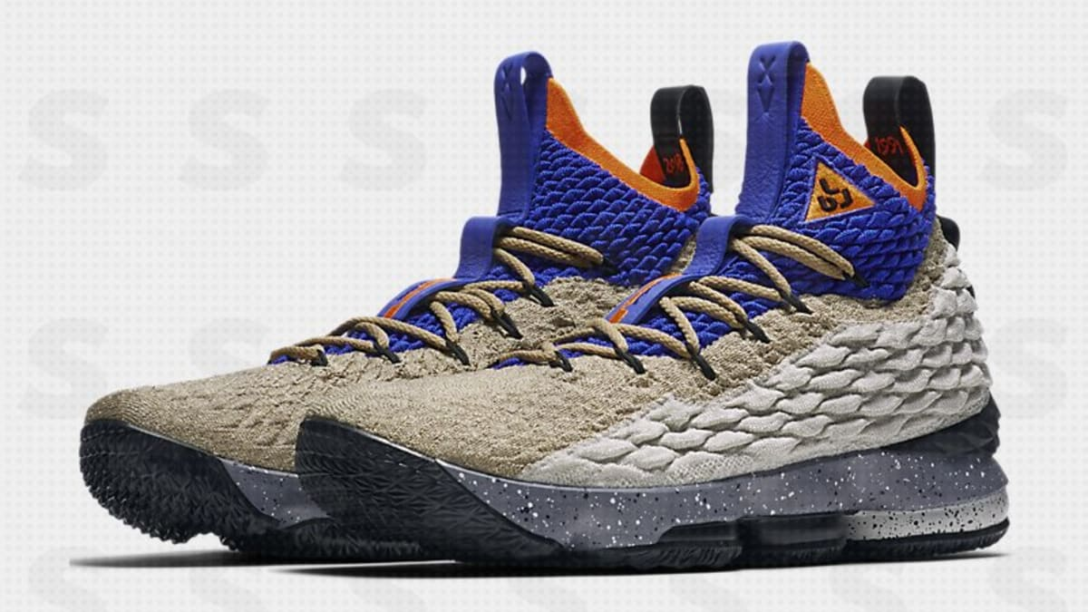Nike Lebron 15 Air Mowabb Quot Acg Quot Lebronwatch Sole Collector
