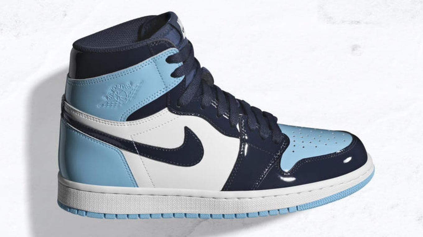 new product 3cfcc a0d7c Air Jordan 1 High OG Women s  Blue Chill
