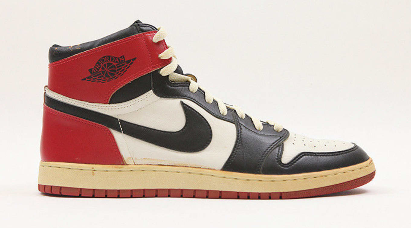 factory authentic 26e07 1cd26 This Ridiculously Rare OG Air Jordan 1 Is Up For Auction ...