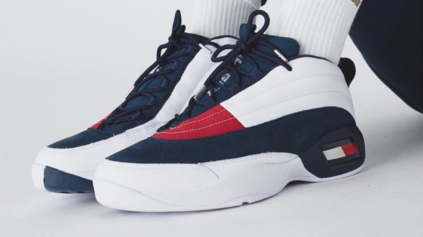 ee77150e Ronnie Fieg Kith x Tommy Hilfiger Skew Preview | Sole Collector