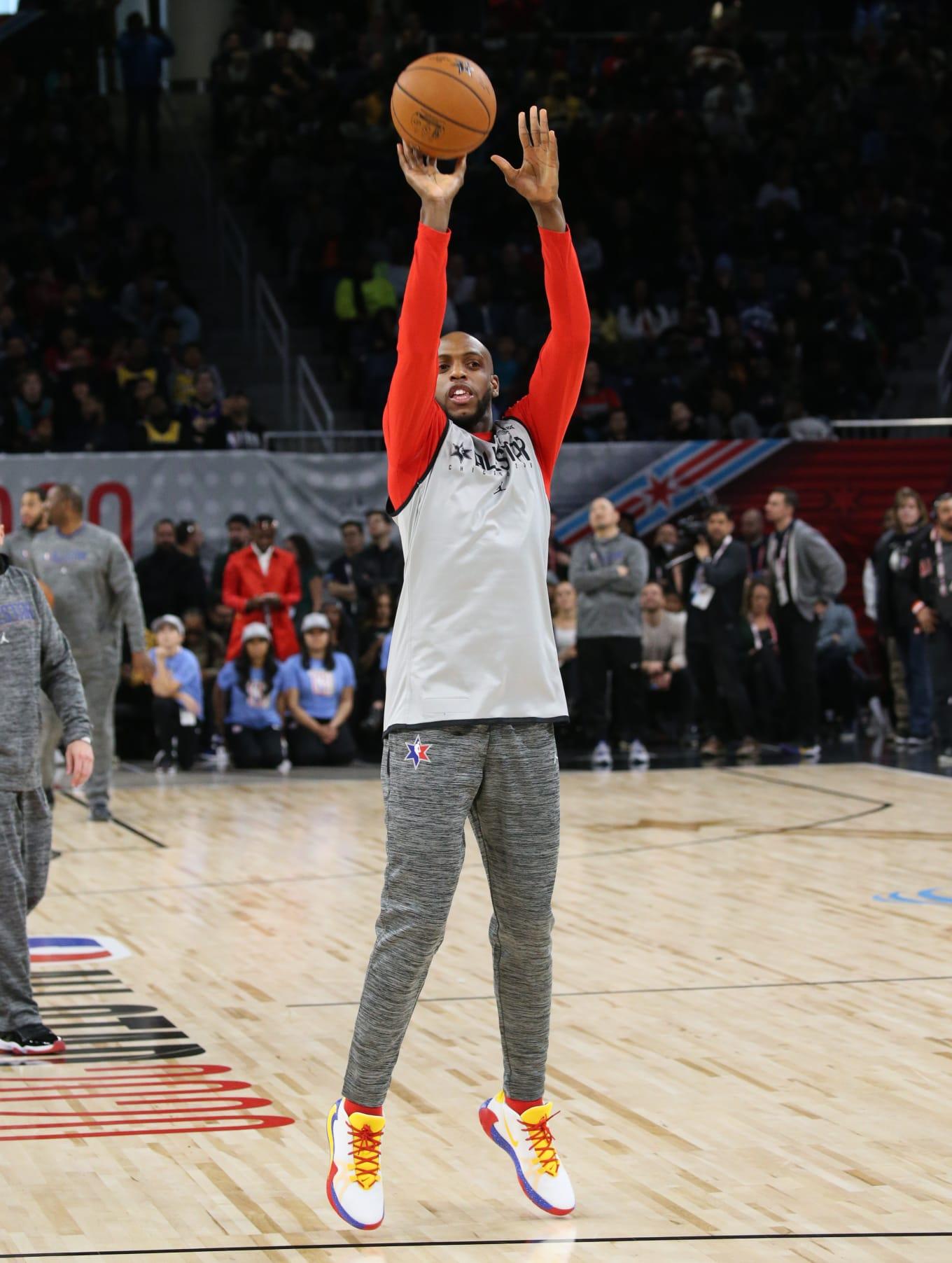 NBA All-Star Practice Sneakers 2020 ...