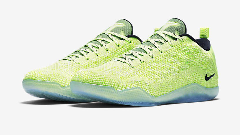 3baf6e9f0368 ... new style the nike kobe 11 returns as the ghost of christmas past 8c29a  f81d8