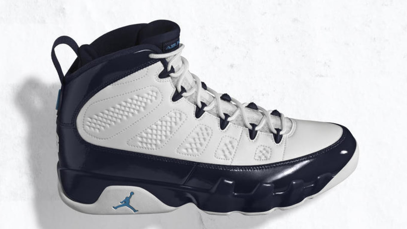 best loved 6d7fb 6093c Air Jordan 9  Pearl . Image via Nike