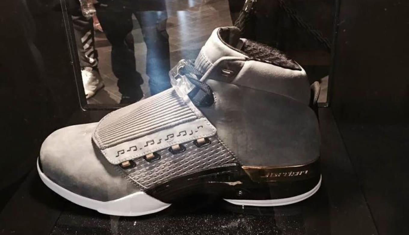 Trophy Room Teases Air Jordan 17 Collaboration eb7c81905def