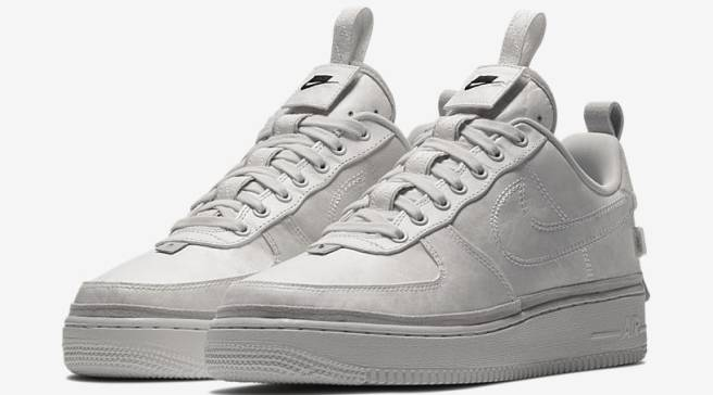 53e583c6c017 A Closer Look at the  90 10  Nike AF1