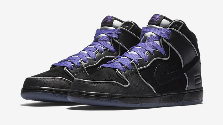on sale d526b 7e870 Nike Dunk SB High Elite