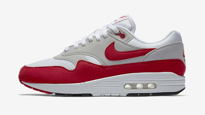 nike air max 1 red restocked