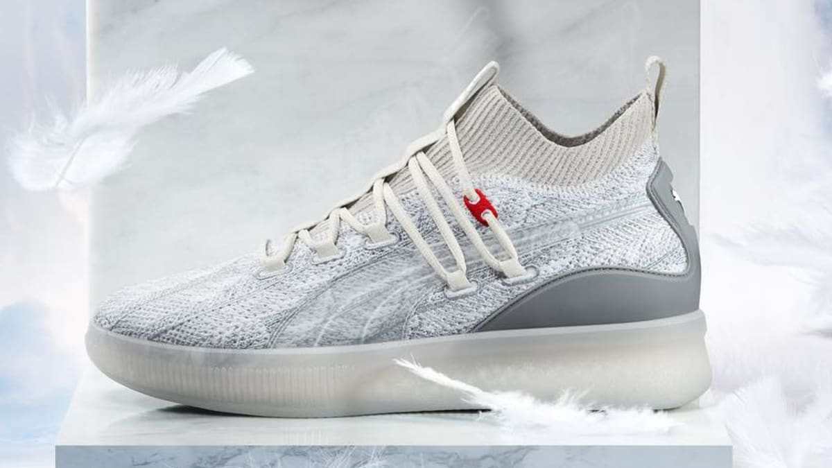 sports shoes 93e97 acdbd Puma Clyde Court Disrupt 'Peace on Earth' Release Date ...