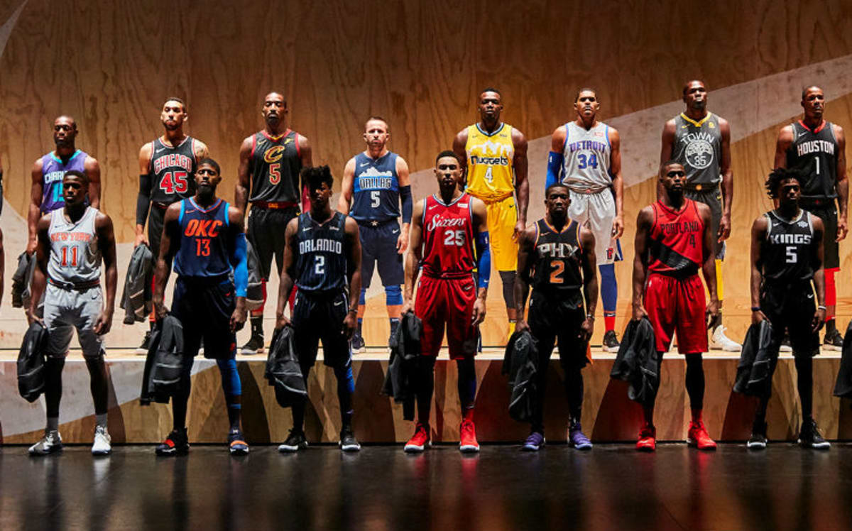 Nike NBA Statement Uniforms | Sole Collector