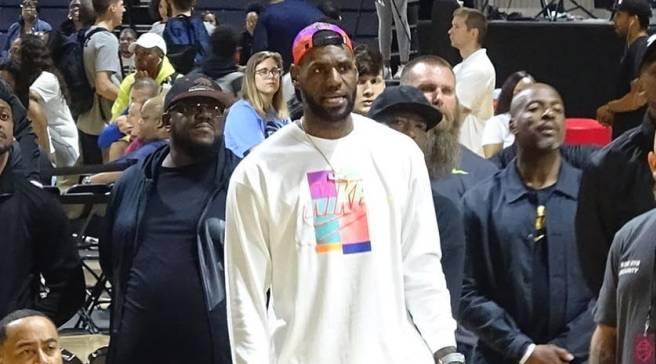 e35e5ab0cfa There s An Unreleased LeBron James x Kanye West Nike Sneaker