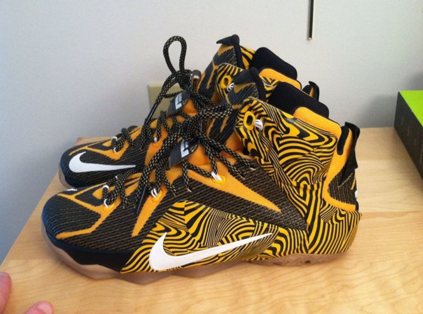 finest selection 06f93 549d3 ... sale lebron 12 pittsburgh steelers 341ca 677f1