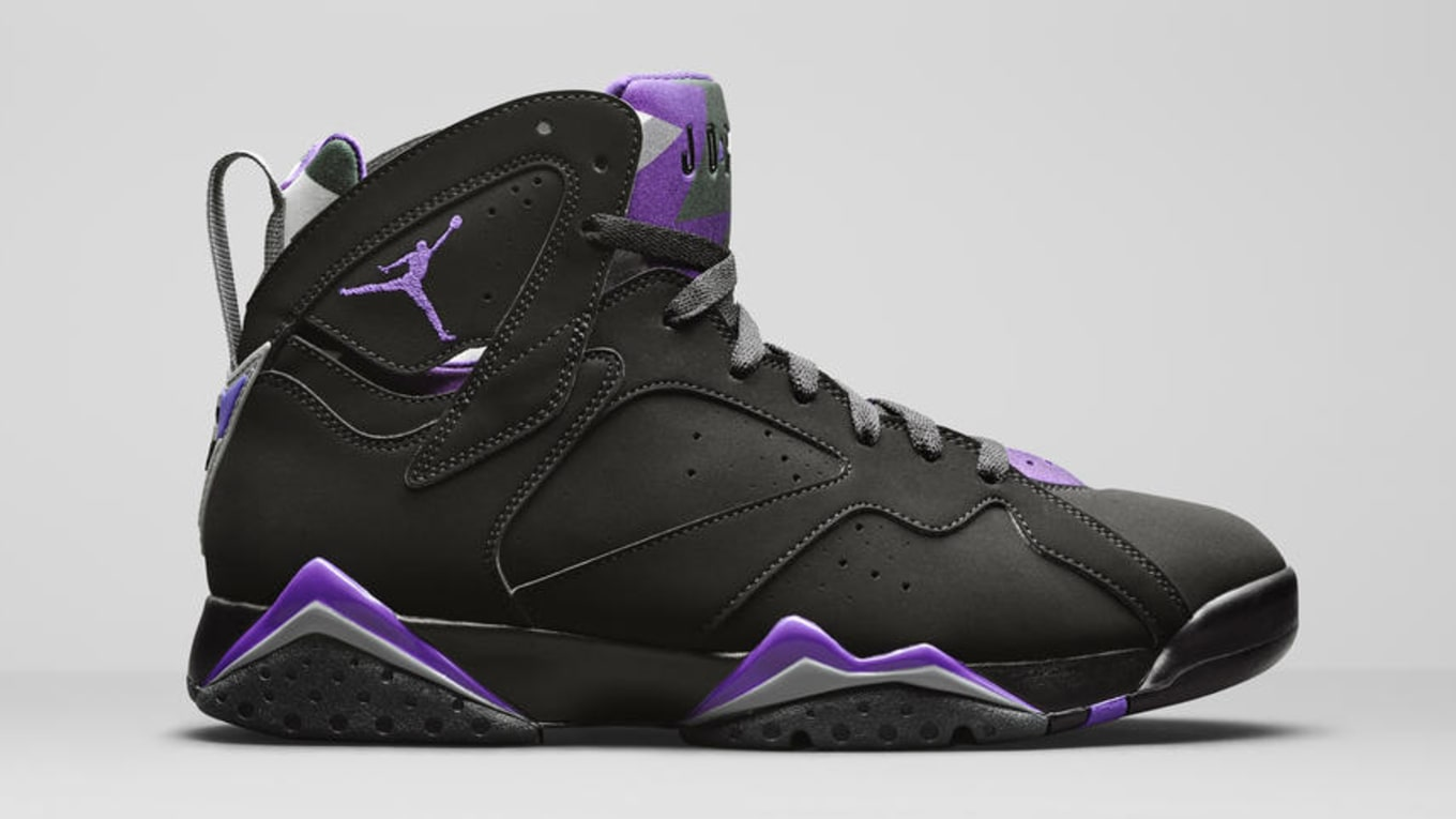 official photos cc6f7 a0655 Best Look Yet at the  Ray Allen  Air Jordan 7 Releasing in June