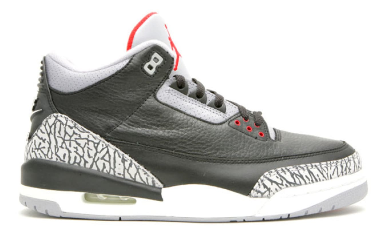 sports shoes e28c7 6527a Image via Flight Club. Air Jordan 3 ...