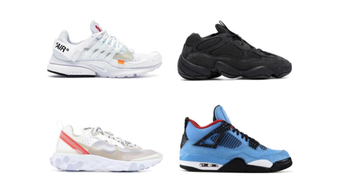pretty nice 33ca8 5a0f5 Breaking Down the Best Sneakers of the Summer