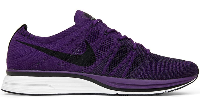 7dba63192bbb8 Nike Flyknit Trainer  Night Purple