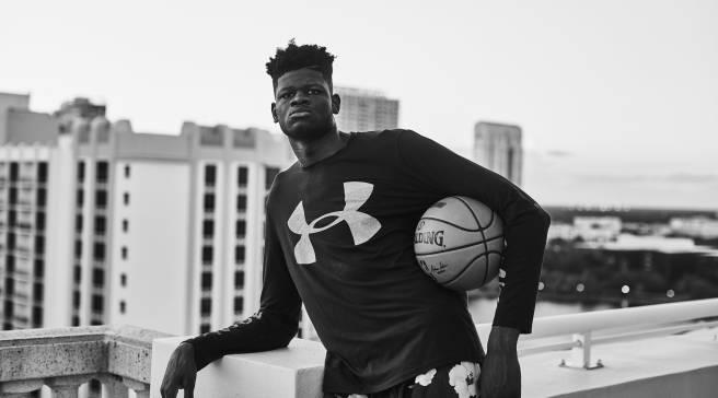 0a92de322b5e96 Mo Bamba Signs a Deal With Under Armour Basketball
