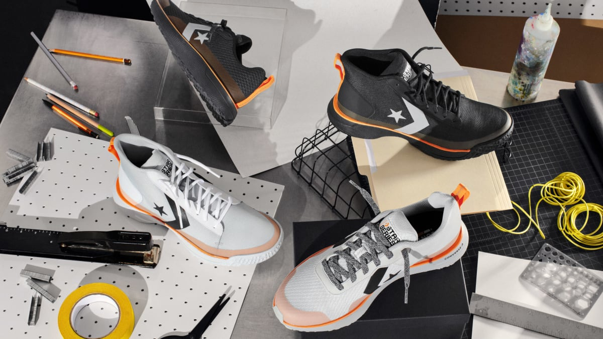 Tinker Hatfield Designed a Brand New Collection for Converse