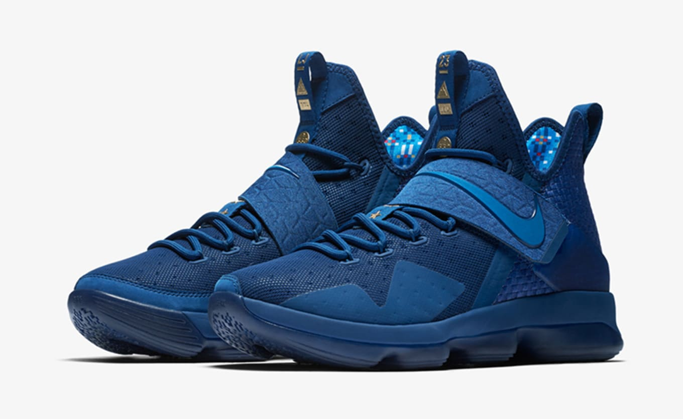 fc41b0803cfff New LeBron 14 celebrates the spirit of Filipino basketball.